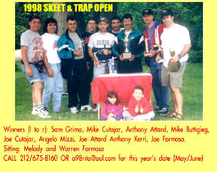 1998 SKEET & TRAP OPEN